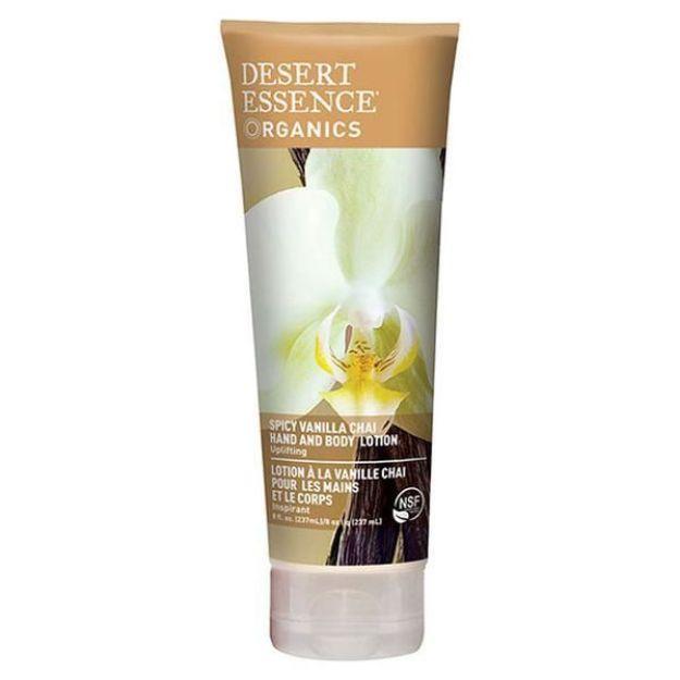 Hand & Body Lotion - Vanilla Chai (8 fl. oz., Desert Essence)