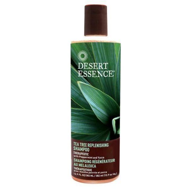 Shampoo - Tea Tree - Daily Replenishing (12 fl. oz., Desert Essence)