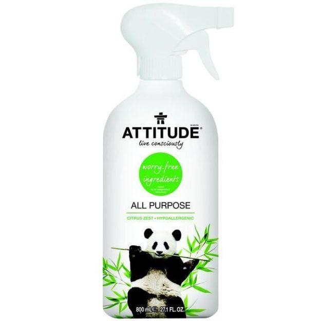 Cleaner - All Purpose - Citrus Zest (27 fl. oz., Attitude)