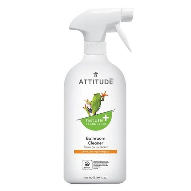 Cleaner - Bathroom - Citrus Zest (27 fl. oz., Attitude)