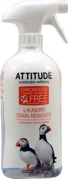 Laundry - Stain Remover - Citrus Zest (27.1 fl. oz., Attitude)