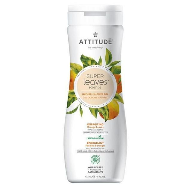 Body Wash - Energizing (16 fl. oz., Attitude)