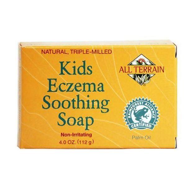 Kids Eczema Soothing Bar Soap (4 oz., All Terrain)