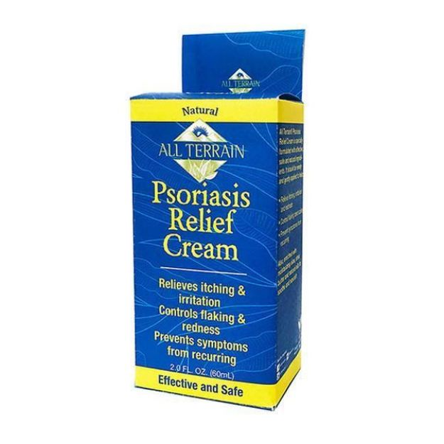 Psoriasis Relief Cream (2 oz., All Terrain)