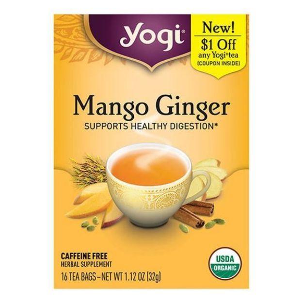 Mango Ginger - Supports Healthy Digestion (Yogi®)