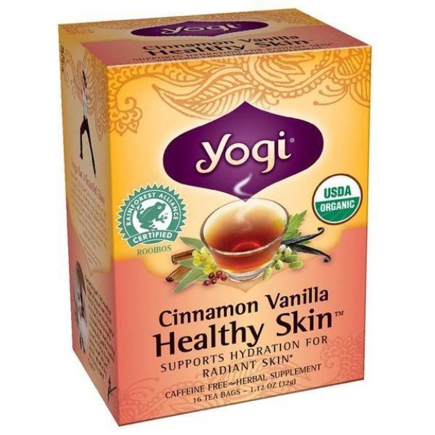 Cinnamon Vanilla Healthy Skin - Hydration for Radiant Skin (Yogi®)